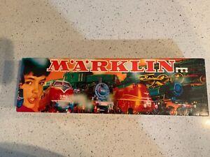 MARKLIN HO 3077 ZEPPELIN LOCO AC HO 1/87
