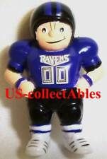 NFL BALTIMORE RAVENS Original Football Player LiL Sports Brat Keychain Souvenir