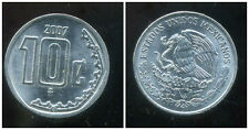 MEXIQUE  10 centavos 2007  ( bis )