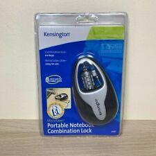 Kensington MicroSaver Portable Notebook Laptop Security Cable Combination Lock