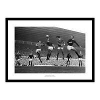George Best Manchester United v Arsenal 1967 Photo Memorabilia (010)