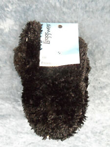 L'eggswear Hosiery Spa Sock One Size Black - NWT