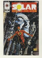 SOLAR MAN OF THE ATOM #20 🔥 CGC 9.4+ 🔥 Valiant Comics