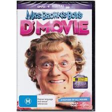 DVD MRS BROWN'S BOYS D'MOVIE Brendan O'Carroll +DIGITAL UV Comedy R2+R4 [BNS]