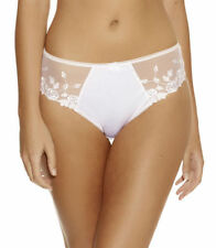 Nylon Briefs Mid Rise Knickers for Women