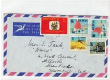 RHODESIA: 1973 Air Mail cover to Scotland (C56530)