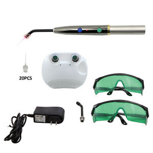 Dental Photo-Activated Disinfection Medical Laser Equipment Oral Laser Treatment