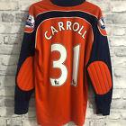 Derby County Football Shirt Retro Classic Goalkeeper 2007 2008 Carroll GK Jersey