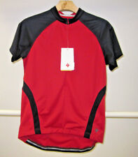 Specialized Womens Mira Cycling Jersey - Crimson - Medium - New with Tags