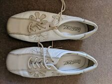 hotter lace up shoes size 9