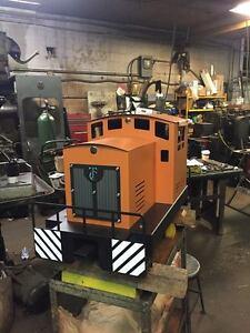 Track Cat Locomotive