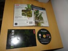 Videojuegos Metal Gear Solid Sony Sony PlayStation 2