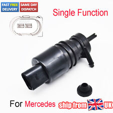 Front Windscreen Wiper Washer Pump Motor For Mercedes-Benz W220/211Single Outlet