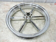 74 Honda CB750 K SOHC CB 750 Four 6 mag chrome aftermarket front wheel rim