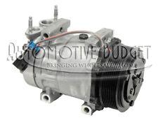 A/C Compressor w/Clutch for Sanden 4418 on Navistar Trucks - NEW