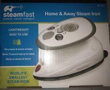 Miniature steam iron