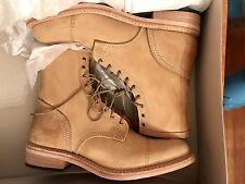 NIB Timberland Boot Company Coulter 9 Eye Boot Wheat Size 11