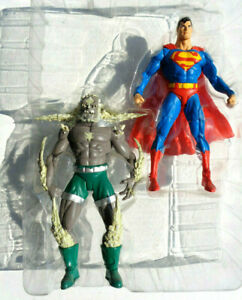 DC Direct Death Of Superman Vs Doomsday Action Figure Collector Set