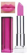 MAYBELLINE Color Sensational Lipstick (185 Plushest Pink) NEU&OVP