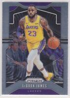 2019-20  LeBron James Panini Prizm NBA Basketball Card #129 - Los Angeles Lakers