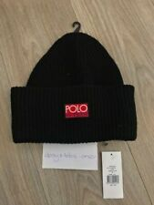 Polo Ralph Lauren Hi-Tech hat cap ds brand new one size black