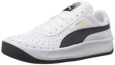 PUMA Mens GV Special Lace-Up Fashion Sneaker, White/New Navy, 9.5 M US