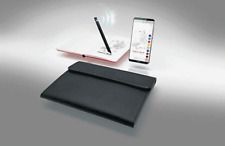 Original Huawei Moleskine Smart Writing Set komplett inkl. Tasche Schwarz NEU