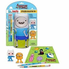 Adventure Time Fin Stylized Collector TinTastic Pencil JAKE FIN FUNKO POP Figure