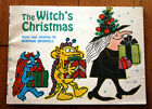 The Witch's Christmas by Norman Bridwell 1974 Vintage Scholastic Paperback