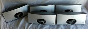 5x Cisco HD TTC7-22 CTS-SX10-K9 TelePresence Conference Camera AS IS UNTESTED