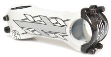"Bontrager XXX Carbon Road Bike Stem 31.8 x 100mm +/-7º White 1 1/8"" Gravel Race"