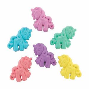 Unicorn Shaped Crayons Set 6