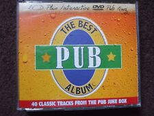 VA - The Best Pub Album Double CD + DVD.40 Classic Tracks From The Pub Juke Box.