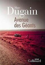 Avenue des Géants von Dugain,Marc | Buch | Zustand gut
