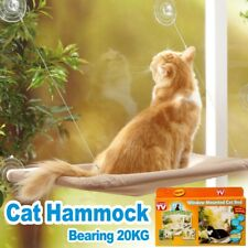 Cat Hammocks Window Seat Perches 4 Big Suction Cups Holds Up 20kg
