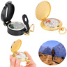 Pocket Watch Style Navigation Compass Mini Outdoor Camping Hiking Survival Tool