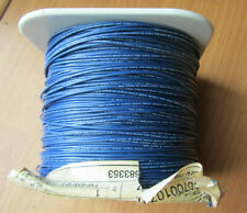 Original Belden Cable 9921-013 Blue 22 AWG, 1000 Ft