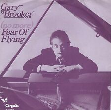 7inch GARY BROOKER no more fear of flying HOLLAND EX 1979