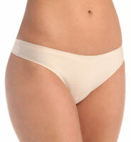 Simone Perele Invisi'Bulles seamless thong NWOT Off White 2XL