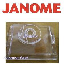 JANOME PLASTIC SLIDE PLATE BOBBIN COVER MS2522 659 9500 9700 300e 200e 5024 etc