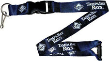 Tampa Bay Rays  Break Away Lanyard with Double Sided Logo Graphics