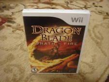 Dragon Blade: Wrath of Fire  (Wii, 2007)
