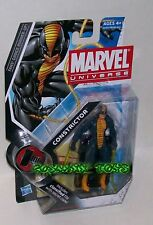 MARVEL UNIVERSE  SERIES CONSTRICTOR INCLUDES CLASSIFIED FILE WITH SECRET CODE