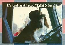 50 Postcards Little Lee Comic Trucking It's tough Gettin Good Relief Drivers