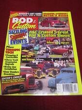 ROD & CUSTOM - GREAT SHOWS - Dec 1996 vol 30 #12
