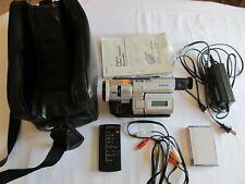 Sony Dcr-Trv103 8Mm Hi8 Digital 8 Camcorder Bundle