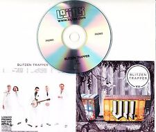 BLITZEN TRAPPER VII 2013 UK 12-track promo test CD + press release