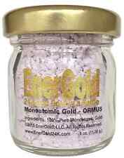 EnerGold® World's ONLY Gold-Based Monoatomic ORMUS Colloidal 11.36-Gr. Monatomic