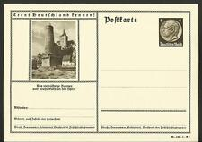 Vintage Postcard- German Medieval town Site in Bautzen, 1930's, Unposted