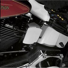 Cromo Serpentina Coperchio Per Harley-Davidson Big Twin 1965-99 (ex. Twin Cam)